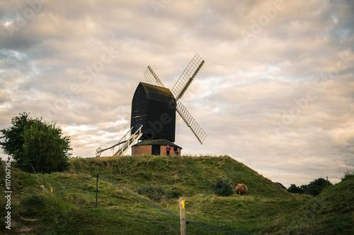 #Windmill 4 Canvas