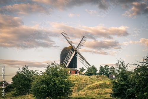 Windmill 3 Canvas