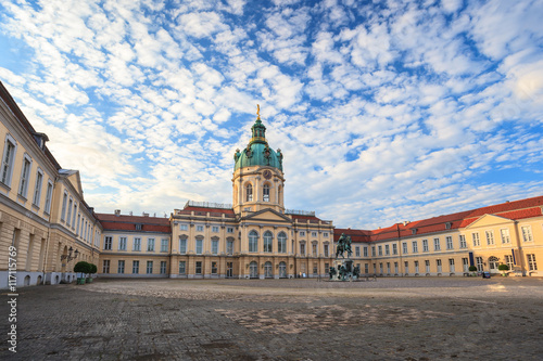 Charlottenburg palace, Berlin, Germany Poster