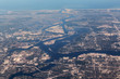 Aerial View of Jacksonville, Fl