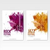 Rock festival posters - 117165126