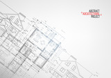 Part of abstract architectural project. - 117178999