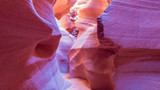 Scenic and Magic Antelope Canyon, Arizona, United States of America