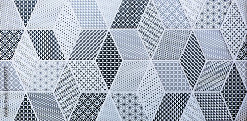 Fototapeta abstract mosaic tile for wall and floor
