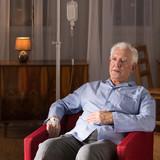 Elder patient with terminal illness
