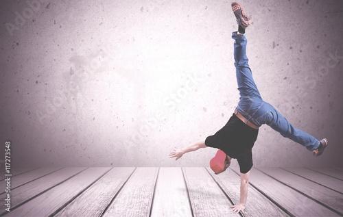 Breakdancing. Poster