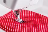 Sewing machine working part