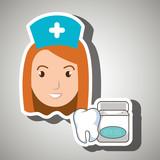 nurse tooth health mouthwash
