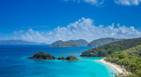 Postcard view from US Virgin Islands - 117415742