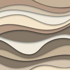 Colorful abstract waves texture background for text and message website design. Interior wall decoration.