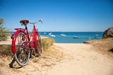 Plaża Breton latem