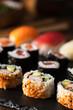 Sushi variety