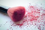 Pennello sintetico da blush o terra