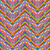 Abstract psychedelic seamless pattern.