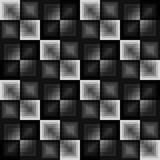 Abstract squares seamless pattern.