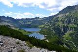góry Tatry - Dolina Pięciu Stawów