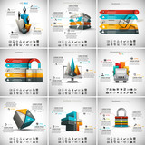9 in 1 Infographics Bundle