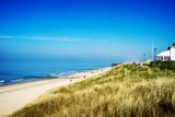 Domburg Dunes Promenade / Netherlands