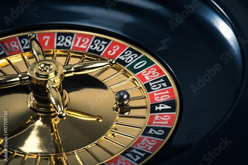 カジノ ルーレット плакат