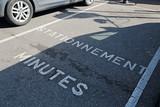 stationnement voiture minutés, France
