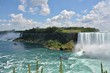 Niagara Falls: American Falls plus Canadian Falls (Horseshoe), and Hornblower Niagara Cruises