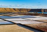 Janubio Salt Pans. Lanzarote. Canary Islands. Spain