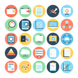Data Science Vector Icons 3