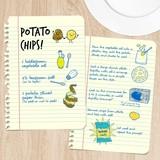 Sketchy potato chips recipe - 117813104