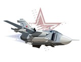 Vector Cartoon Fighter Plane. Available AI vector format separated by groups and layers for easy edit