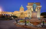Памятник Барклаю у Казанского собо