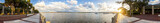Seamless 360 panorama of Beaufort South Carolina