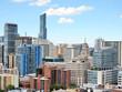 Toronto skyscrapers 2016