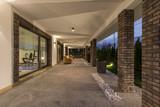 Modern architecture design of luxury villa exterior - 118001978