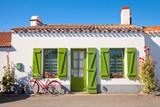 Les rues de Noirmoutier en Vendée - 118004937