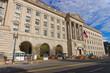 Department of Commerce in Herbert C Hoover Building