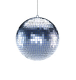 Fototapety Discoball