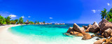 amazing tropical holidays in paradise beaches of Seychelles,Praslin - 118051170