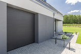 Driveway and garage - 118070935