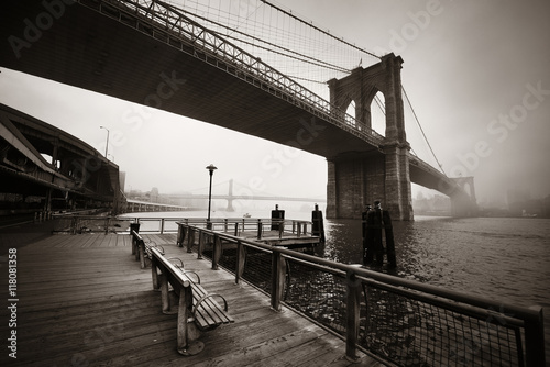 Brooklyn Bridge - 118081358