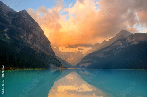 Foto op Canvas Canada Banff National Park