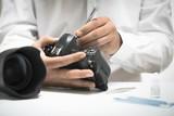 Digital Camera Cleaning, Repair or Maintenance