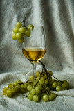 """a glass of white wine and grapes  118208299,Children making christmas gingerbread"""""""