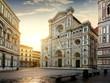 Quadro Facade of basilica