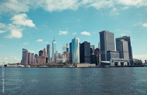 Manhattan, New York City Poster