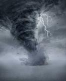 Fototapety tornado