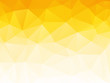 abstract summer yellow geometric background
