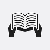 Scripture icon illustration