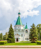 Нижний Новгород. Собор Михаила Архангела летом
