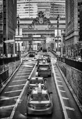 Cabs in New York City © Stuart Monk