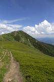 Big Krivan, the highest Peak in Mountains Little Fatra in Slovakia